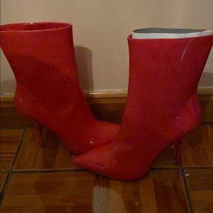 Calvin Klein booties size 6.5